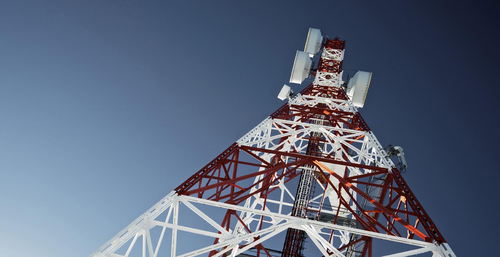 Изготовление всех видов вышек и мачт сотовой связи